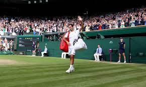 Wimbledon 2021: Roger Federer und die Frage nach der Zukunft - DER SPIEGEL