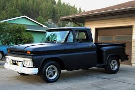 Fresh paint | '60-'66 Chevy/GMC Truck Owners
