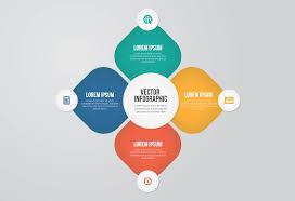 5 Editable Infographic Templates