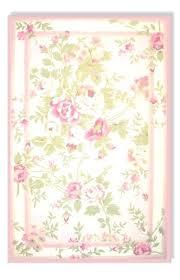 pink fl rug flowers roses blush area emedicsco throughout pink fl rug ideas