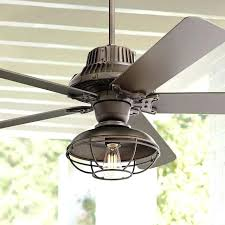 industrial outdoor ceiling fans industrial forge park outdoor ceiling fan lamps plus industrial exterior ceiling fans