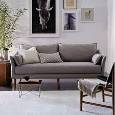 couches for small apartments. Brilliant Apartments Shop West Elm Small Space Seating In Couches For Small Apartments