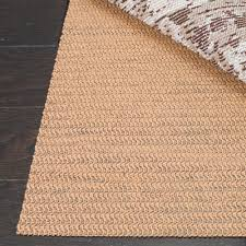 safavieh grid beige 8 ft x 10 non slip synthetic rubber rug pad with regard to plans 15