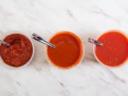 There are varying amounts given for the substitution. How To Make Tomato Sauce From Fresh Tomatoes Fresh Tomato Sauce Fresh Tomatoes How To Make Tomato Sauce