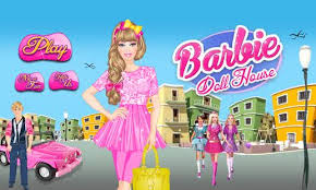 frozen barbie doll house decor play the girl game online dazzling