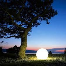 outdoor lighting balls. Unique Lighting Attractive Ball Outdoor Lighting  Indirect Lighting For The Garden And Balls L