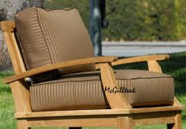 Patio & Pergola Outside Chair Cushions Garden Bench Cushion