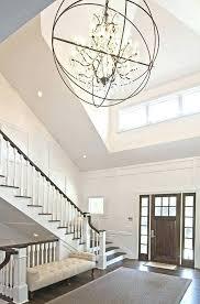 2 story foyer chandelier 2 story foyer chandelier lovable entryway chandelier lighting best ideas about foyer