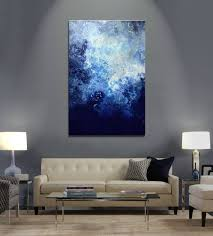 unframed abstract canvas art painting cianelli framed canvas
