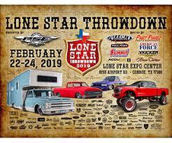 Rolling Big Power Events Calendar
