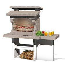 Barbecue Fixe Barbecue B Ton Barbecue En Pierre Leroy Merlin