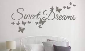 sweet dreams wall popular dream wall wall decal
