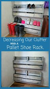 How To Make A Shoe Rack Best 20 Shoe Racks Ideas On Pinterest Diy Shoe Storage Slim