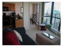 Downtown Vancouver Tower Rental Apartment In Yaletown