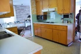midcentury birch wood kitchen jpg