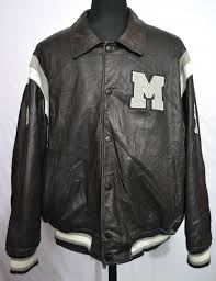 mecca s finest victory league the thirteen edition men s er leather jacket x 69 1 9 kg