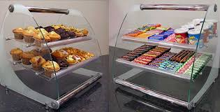 Sweets Stands Display