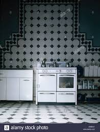 Tiled Kitchen Puentes House San Bernabe Mexico City Antique Tiled Kitchen