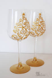 Wine Glass Decorating Designs Wine bottles glasses Picmia 90