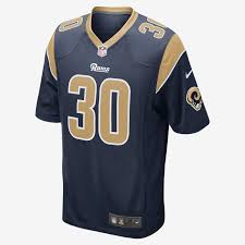 Angeles Na Jersey Ii Nfl Game todd Pánský Fotbal Rams Gurley Dres Americký Los|NFL Teams Went All In At The Deadline