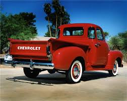 1950 CHEVROLET 3100 PICKUP - 180955