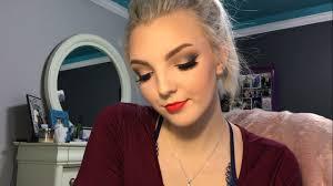 dance peion se makeup full face tutorial