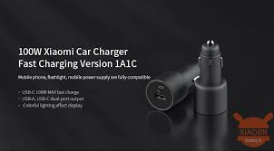 Offer - <b>Xiaomi CC07ZM 100W Car</b> Charger Quick Charge Version ...