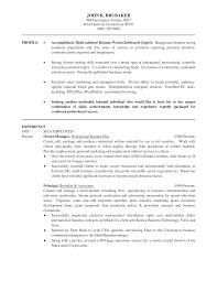 Non Profit Executive Director Resume Resume For Study