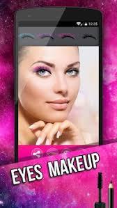 face makeup photo editor poster face makeup photo editor apk screenshot