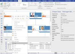Organization Chart Wizard Excel Visio Series Creating Organizational Charts