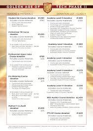 A Scientology Price List
