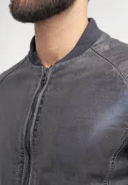 men jackets oakwood 8py warrior leather jacket dark grey oakwood classic leather oakwood leather lane save up to 80