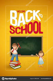 How To Design A Poster For School Welcome Back Posters Welcome Back School Poster Design