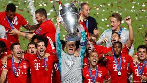 Get fc bayern munchen with fast and free shipping for many items on ebay. Fc Bayern Gewinnt Die Champions League Und Holt Das Triple Sport Dw 23 08 2020