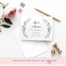 Wedding Invitation Templates Downloads