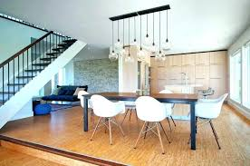 full size of hanging light fixture over dining room table how high to hang a chandelier