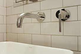 antique wall mount bathroom faucet
