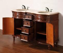 Legion Bathroom Vanity Legion Wm6554 55 Antique Bathroom Vanity Antique Cherry Finish