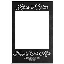 details about chalkboard polaroid selfie frame photo booth poster