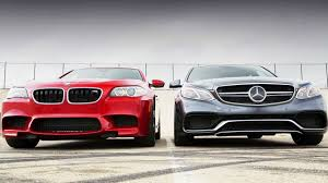 2014 BMW M5 Competition vs 2014 Mercedes-Benz E63 AMG S Model ...