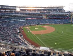 Washington National Seating Chart Views Nationals Park Section 230 Seat Views Seatgeek