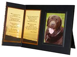 pet lover remembrance gift when tomorrow starts without me memorial pet loss picture frame and sympathy gift package with optional custom photo editing