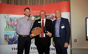 2019 Sir Henry Cotton Award - Ivan Oliver - Golf Foundation