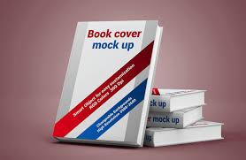 book cover display mockup 51596 s