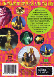 Totally Nude Yoga and Tai Chi Instructions Sex DVD