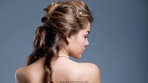 Peinados De Novia Pelo Largo Peinados