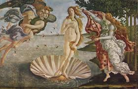 oil painting venus sandro botticelli