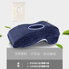 office sleeping pillow. Thai Latex Office Napping Pillow Lie Sleeping Student Sleep Nap Small Artifact O
