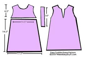 Baby Dress Patterns Stunning Free Baby Clothes Patterns Toddler Dress Pattern
