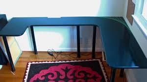 diy u shaped desk. Wonderful Desk Build Your Own UShaped Computer Desk For Less Than 100 Inside Diy U Shaped
